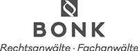 Bonk Immobilienrecht Mobile Retina Logo